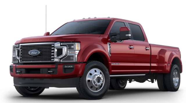 2020 Ford F-450 Limited Truck